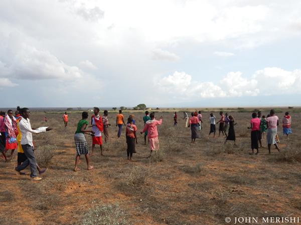 Re-green the planet - programme de reforestation créé par le Free Spirit Foundation